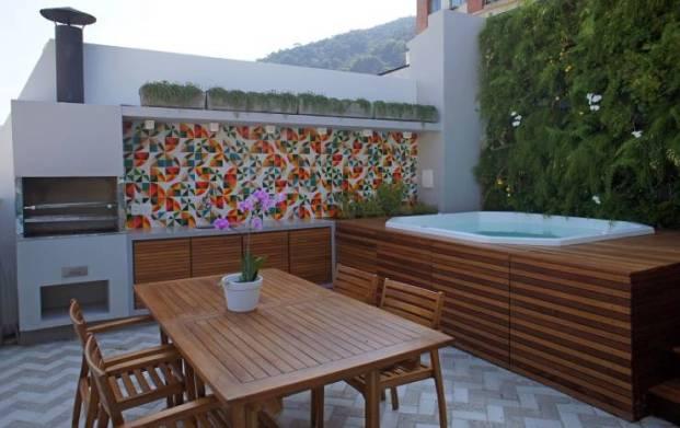5 incre bles ideas para crear una terraza en la azotea for Imagenes de parrilla para casa